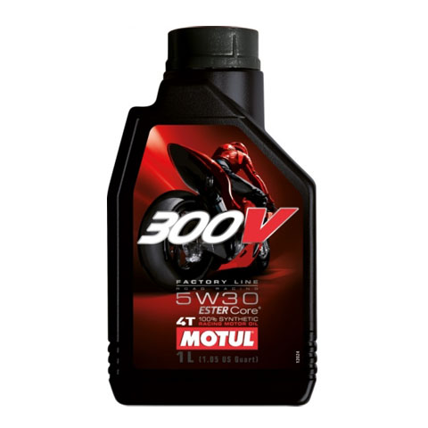 Motul 300V 4T Factory Line Road Racing 5W30 1л