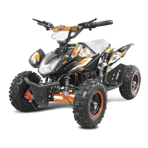 Квадроцикл Nitro Motors ECO Jumpy Deluxe 6 дюймов