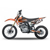 Питбайк Nitro Motors 150cc Hurricane Dirtbike 19/16
