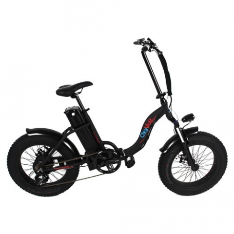 Электровелосипед OxyVolt Low Fat Ranger 750W