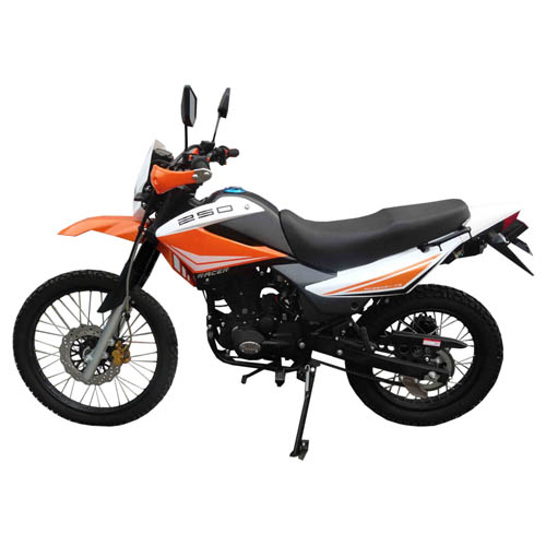 Мотоцикл Racer Panther Lite RC250GY C2A 250cc
