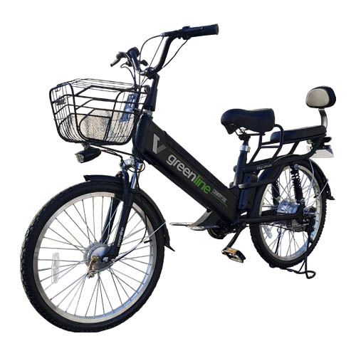 Велогибрид Volten GreenLine 500W New