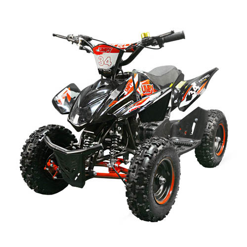 "Купить квадроцикл  Nitro Motors Jumpy 6"" 49cc"