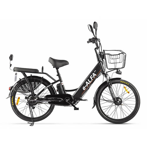 Электровелосипед Eltreco Gren City E-Alfa New 350W