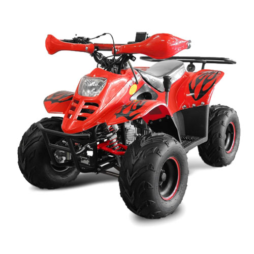 "Бензиновый квадроцикл 125cc BIGFOOT 6"" RG"