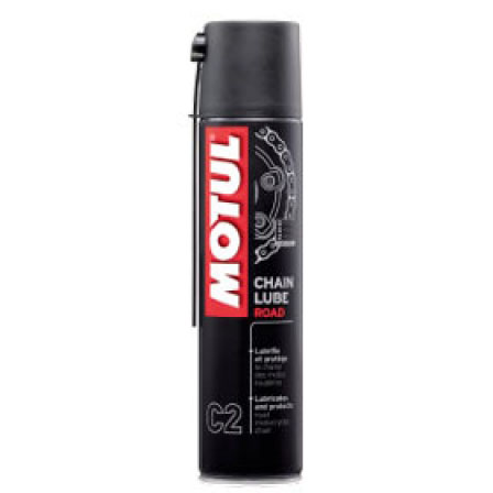 Смазка цепи дорожных мотоциклов MOTUL C2 Chain Lube Road