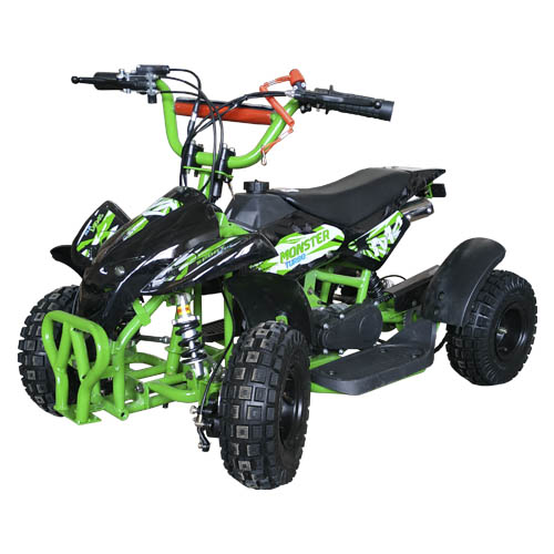 Миниквадроцикл Extreme Monster 49cc 4 дюйма