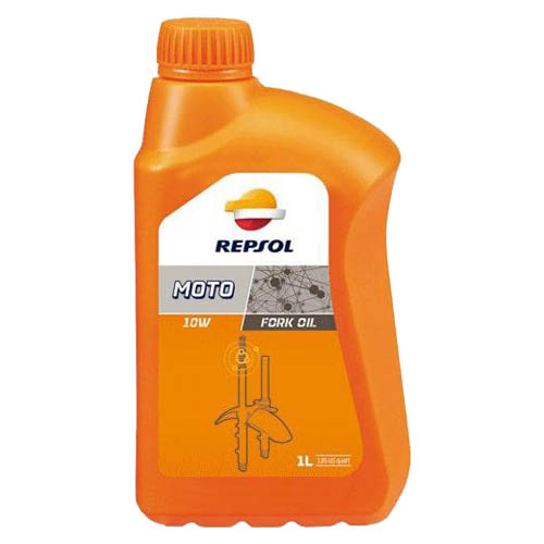 Масло REPSOL MOTO FORK OIL 10W 1 л